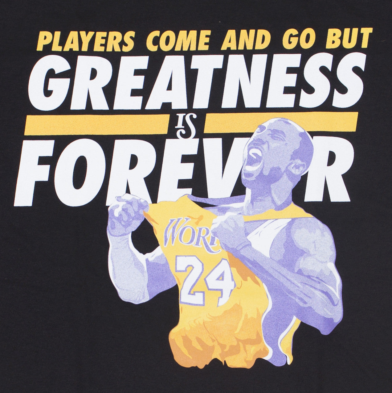 Greatness Part. 3 Kobe Black Mamba