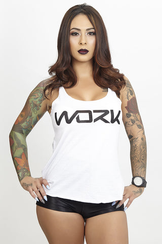 WORK Sleeveless tanktop