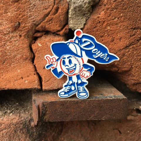 NEW ! Playa Playa Enamel Pin w/ FREE Ball Playa sticker*