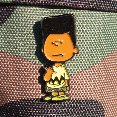 Jebediah Pin ON SALE $5.00 VERY LIMITED