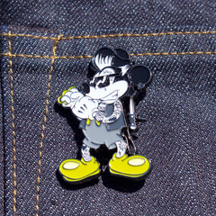 The Rebel Pin