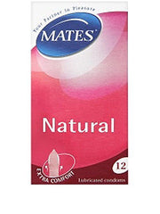 Mates Natural Condoms