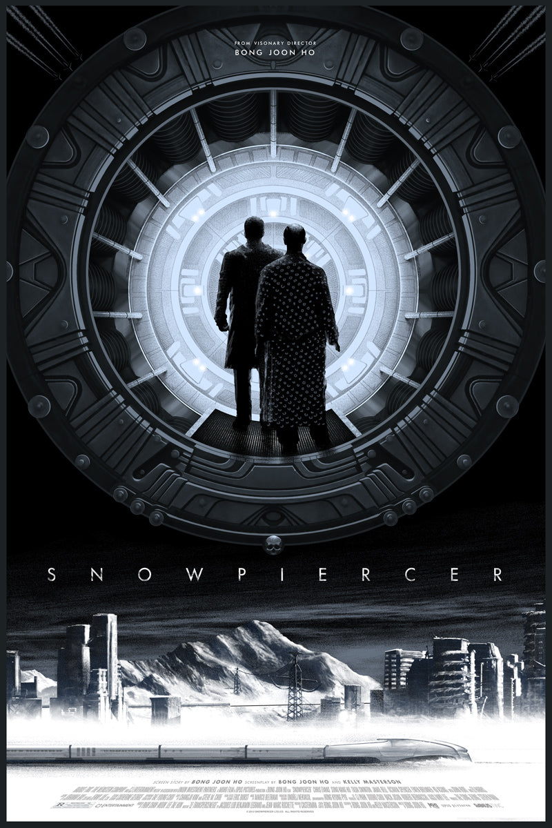 'Snowpiercer' by JC Richard Close-up Shots and Shipping Update