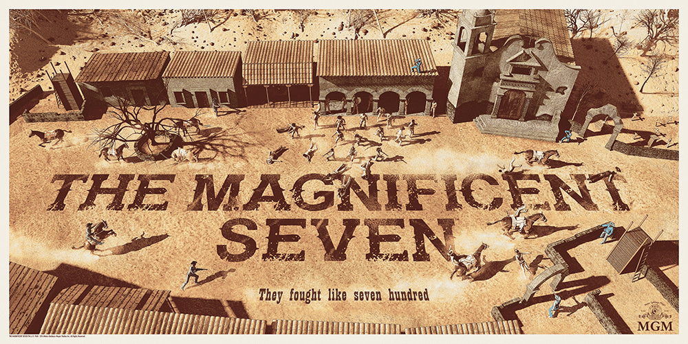 The Magnificent Seven by Chris Skinner – On Sale Info