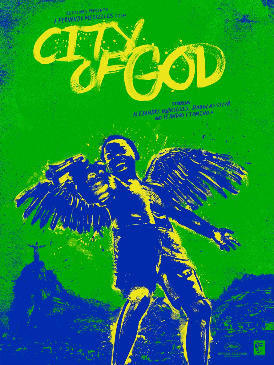 City of God Variant - Dan Norris