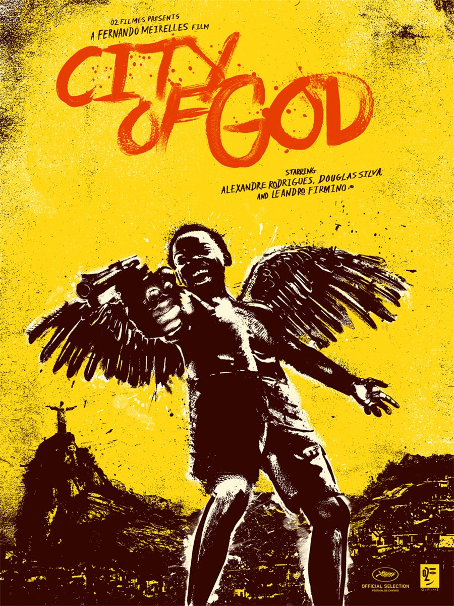 City of God - Dan Norris