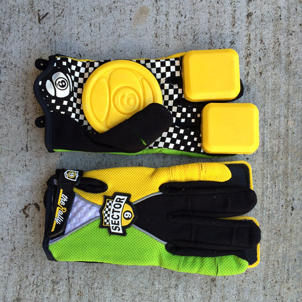 Sector 9 Rally Junior Gloves