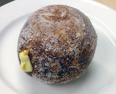 Chocolate Cream Paczki