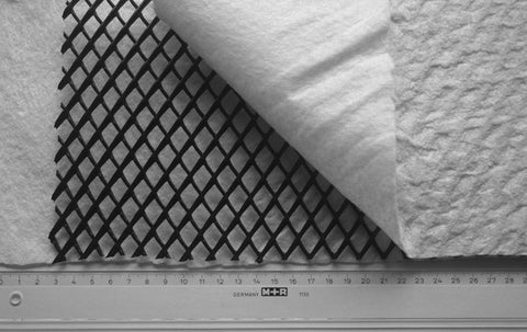 Geotextile Fabric up close