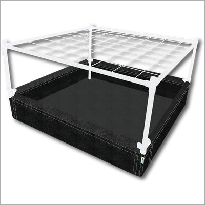 Geoplanter Raised Fabric Gardening Bed - GeoPlanter - Geopot.com