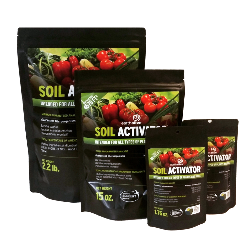 Earth Alive - Soil Activator® Soil Microbes