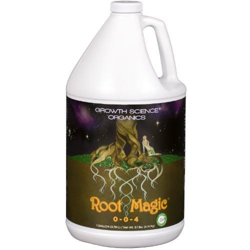 Growth Science Organics - Root Magic - Organic Fertilizer - Geopot.com