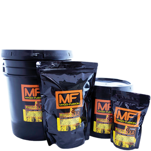 Myco Fusion Rhizo Charge 2.0 - GeoPot Aerated Fabric Pots