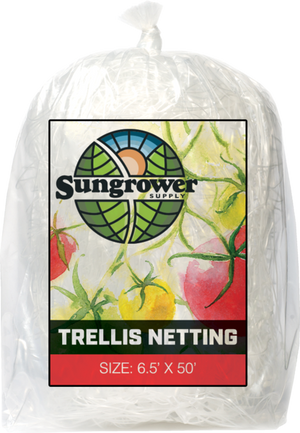 Sungrower Trellis Netting