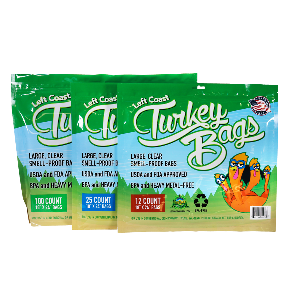 Left Coast Turkey Bags
