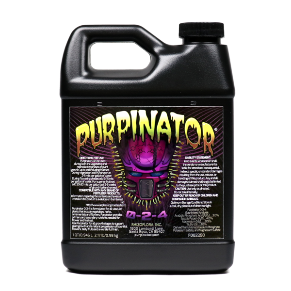 Purpinator - Color and Terpene Enhancer