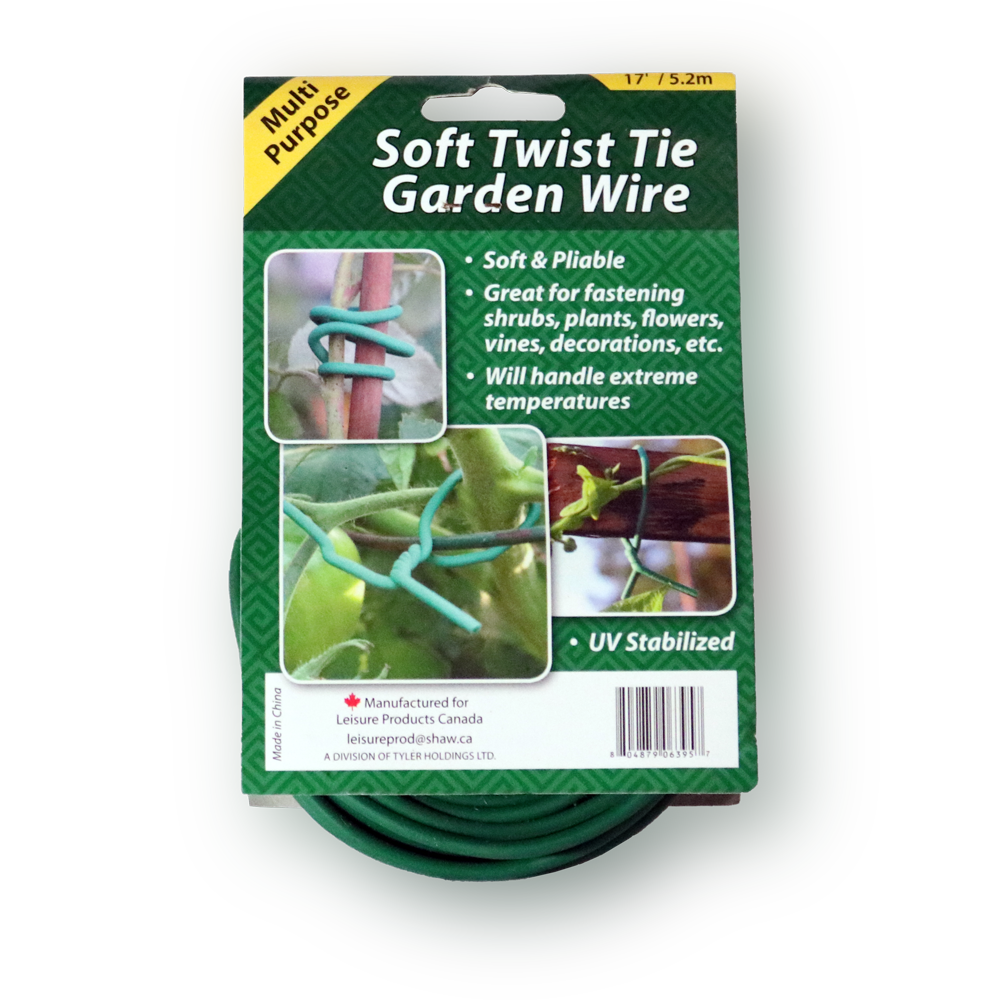 Soft Twist Tie Garden Wire - Canopy Management - Geopot.com