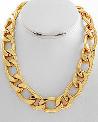 Short Gold Chain