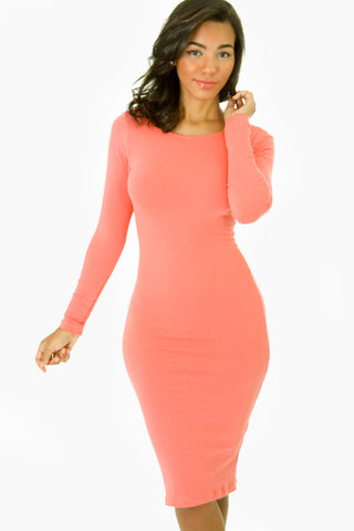 Mid Bodycon Dress