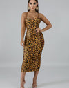Bite Me Cheetah Dress