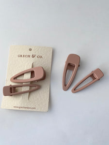 Grech & Co. Hair Clips Collection - Set of 2