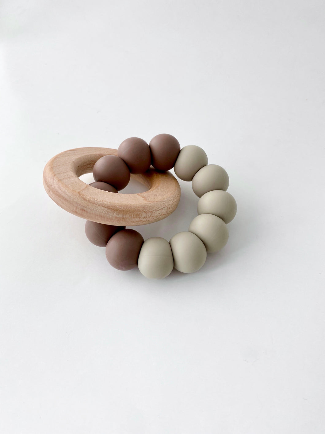 the LUCA teething ring