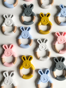 the RABBIT teether