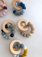 Load image into Gallery viewer, the KANE teething ring