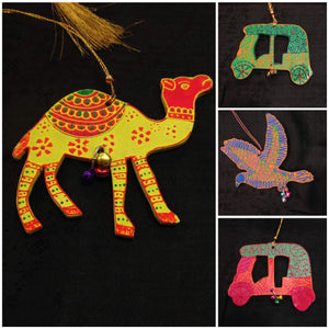 Unique Handcrafted Ornaments - 1