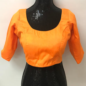 Custom Made Silk Blouse