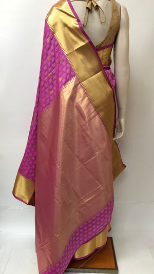 Kanchipuram Silk Saree