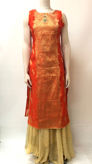 Formal Benarasi Kurta