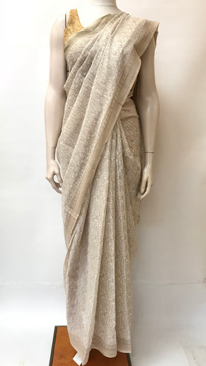 Cotton Printed Sarees