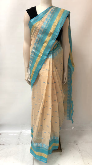 Bengal Cotton Saree