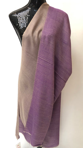 Double Sided Rayon Scarf/Shawl