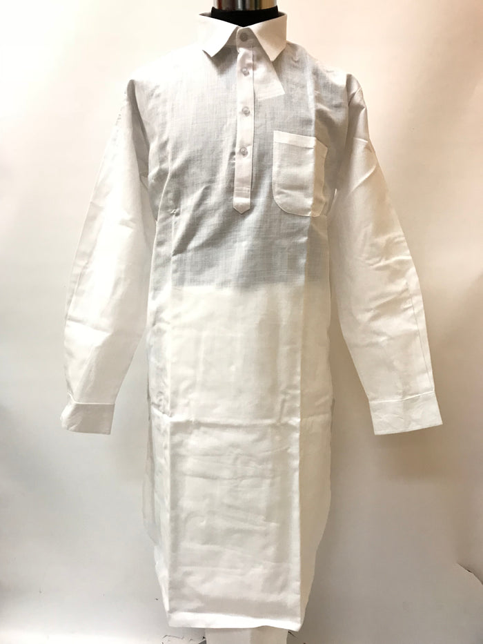 Men's Cotton Punjabi /Pathani Set