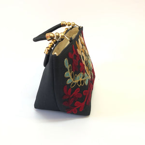 Silk Embroidered Handbags