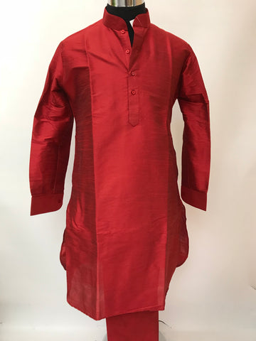 Men Pathani Kurta Pajama Set