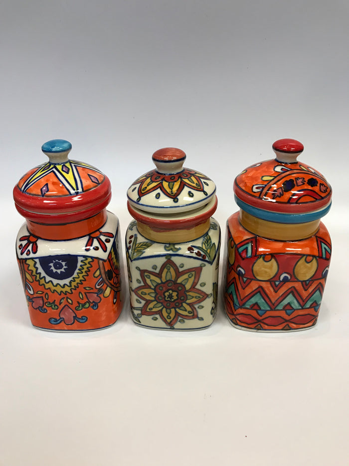 Ceramic Pottery Jars