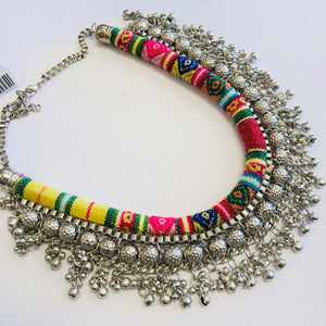 Handmade Indian Traditional Style Necklace