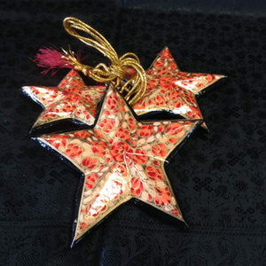 Paper Meche Christmas Ornaments - 2