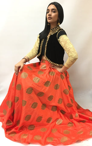 Party Wear Lehengha Choli