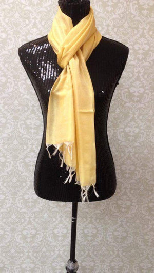 100% Pure Silk Scarf - 1