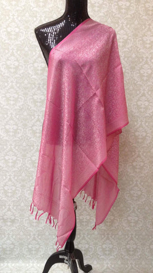 100% Pure Silk Scarf - 2