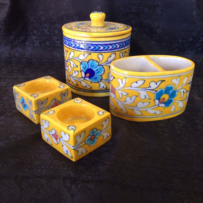 Ceramic Holder From Khurja