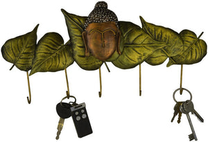 Metal Wall Hanging  Key Holder - Sarang
