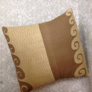 Cotton Quilted Cushion Covers - Sarang
