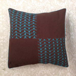 Embroidered Cushion Covers - Sarang