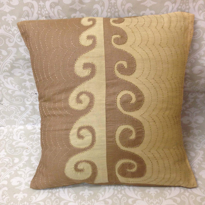 Cotton Quilted Cushion Covers
