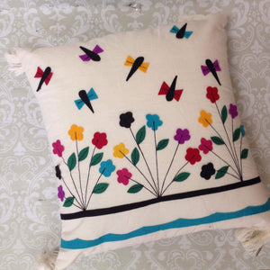 Patch Work Cushion Cover - Sarang
